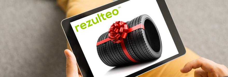 Achat de pneus pour son véhicule