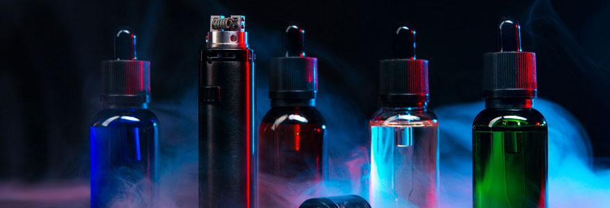 liquide d'e-cigarette electronique