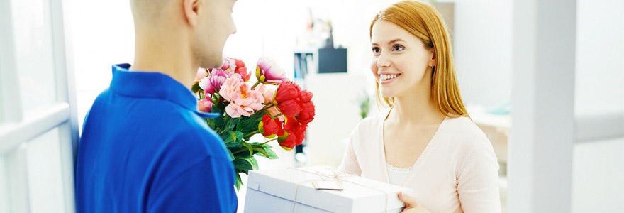 Achat et envoi de bouquets de fleurs