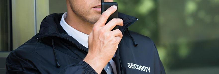 gardiennage sécurité