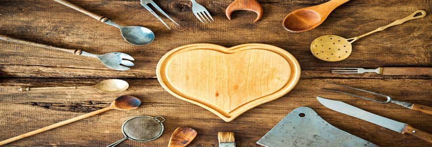 Accessoires et ustensils de cuisine
