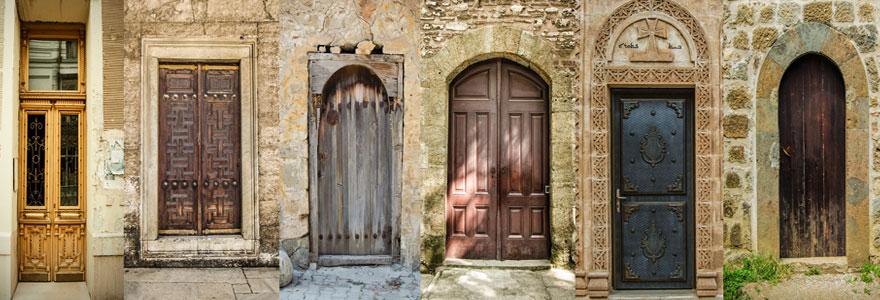 Comment bien choisir votre porte d'entrée