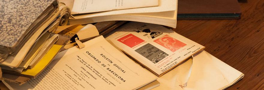 Conseils pour vendre des livres anciens