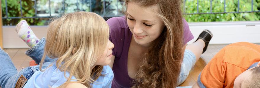 Trouver la personne adéquate pour la garde de ses enfants