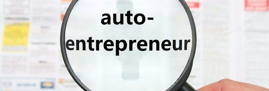 Régime auto-entreprise