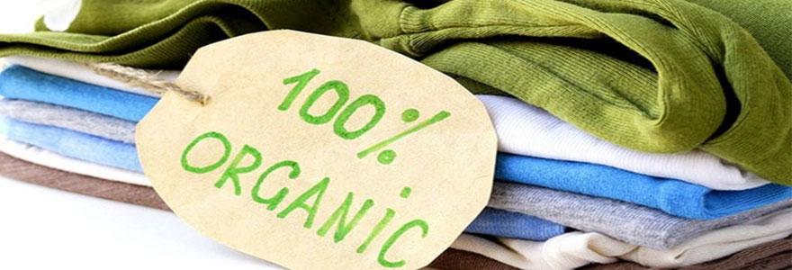 vêtements bio écologique