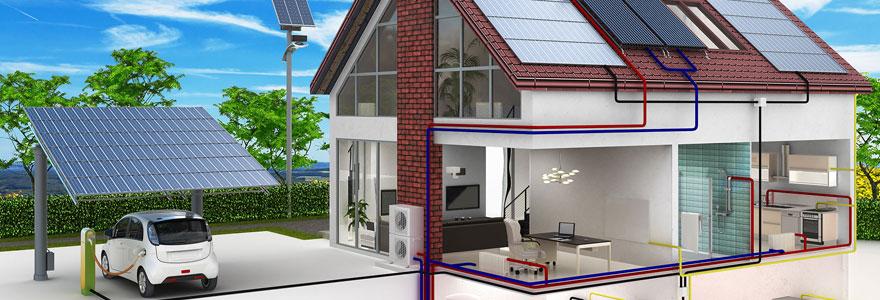 avantages d'une maison passive en termes de consommation d'énergie
