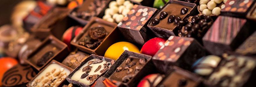 Acheter du chocolat en ligne