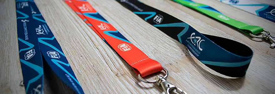 lanyards publicitaires
