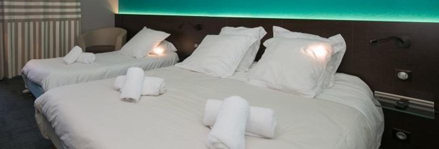 hôtel avec Spa à Camaret sur Mer