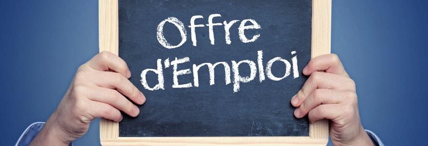 Offres d'emploi temporaires