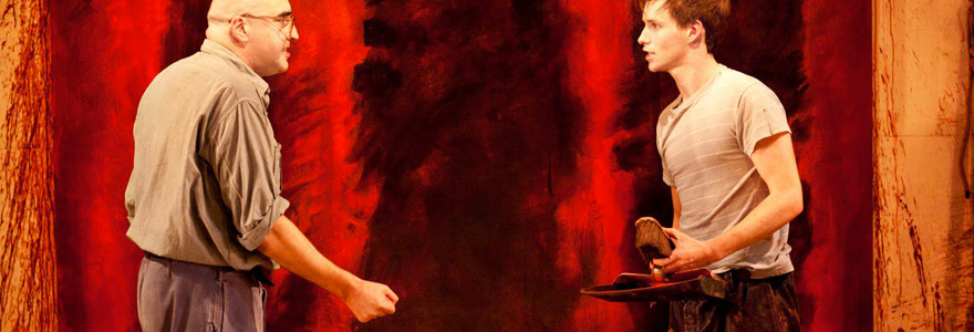 Rouge  de John Logan